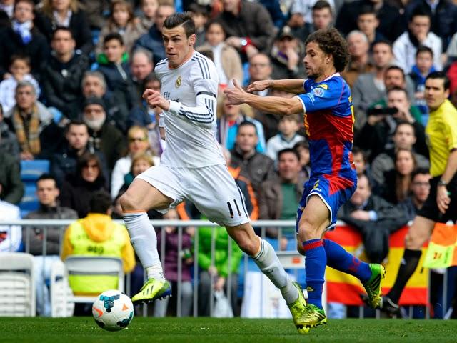 La Liga Results:  Real Madrid vs Levante Final Score 15-3-2015