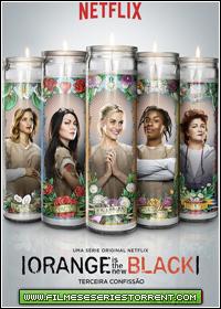 Orange Is The New Black 3ª Temporada Torrent Legendado (2015)