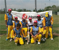 Campione d'Italia Soft 2015: Trentino Cricket Club