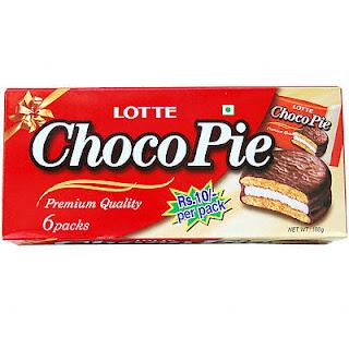 Korean Lotte Chocopie