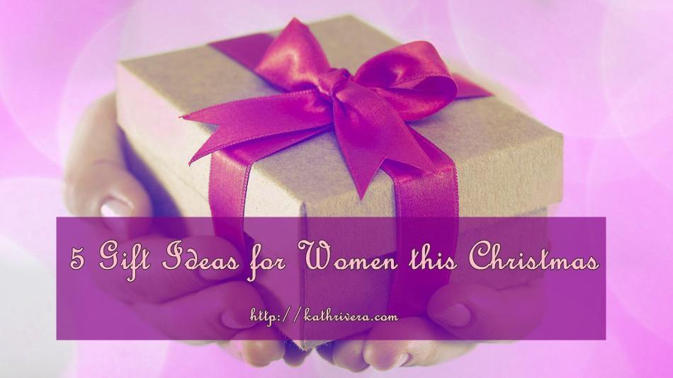 Womens health christmas gift ideas