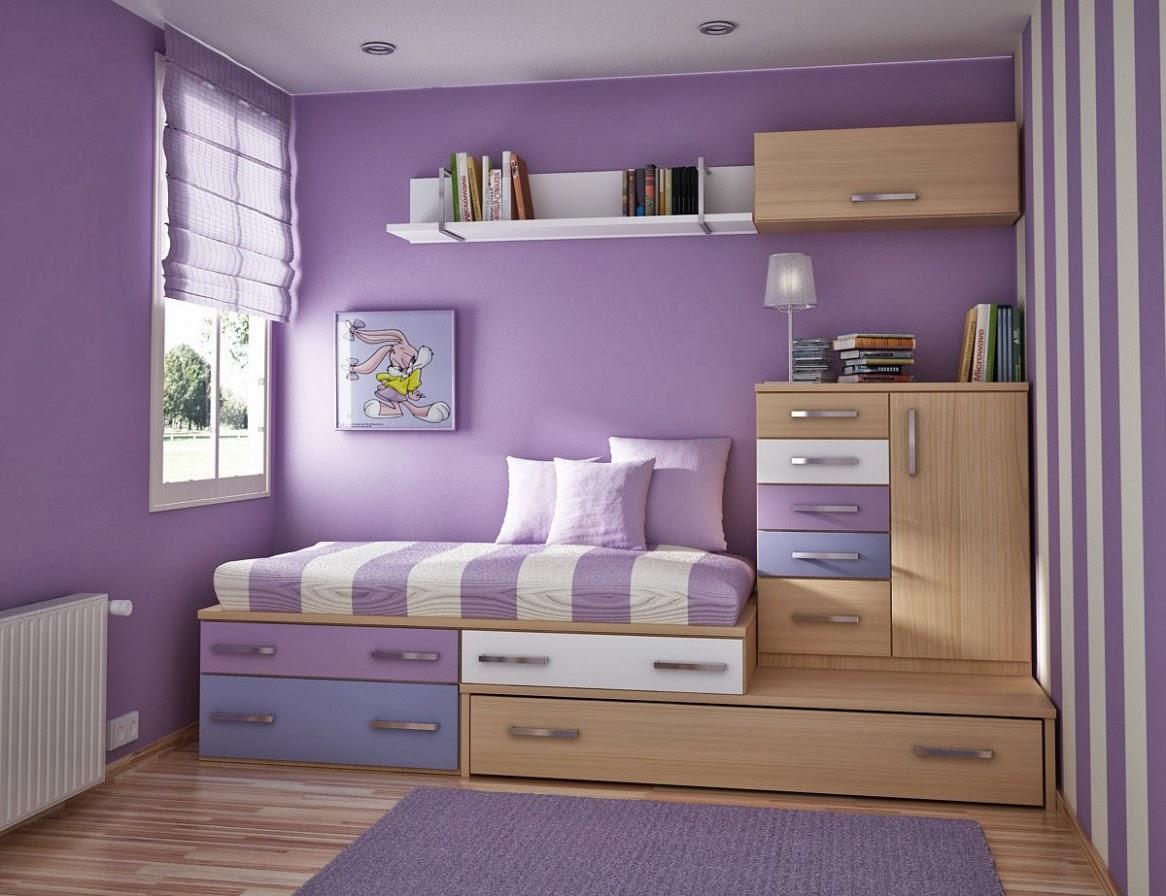 Warna Untuk Bilik Tidur