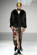EGO David del Rio . Madrid Fashion Week FallWinter 2012