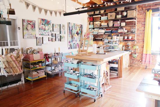 Art Studio Storage Art Studio Storage Ideas For Pinterest Pin By. Art studio ideas