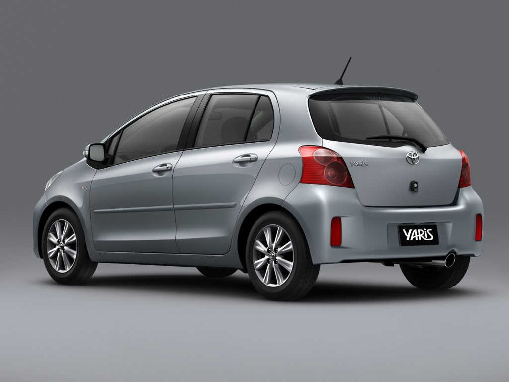 Toyota Motor Philippines Launches 2012 Yaris and Land