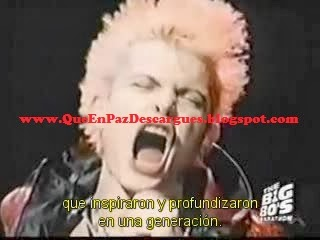 Behind the music - Billy Idol