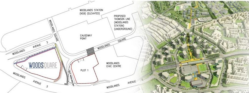 Wood Lands Square Office Site