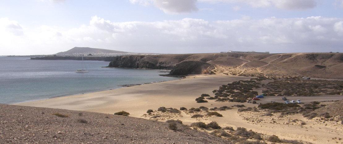 Playa nudista Playa Mujeres (Lanzarote)