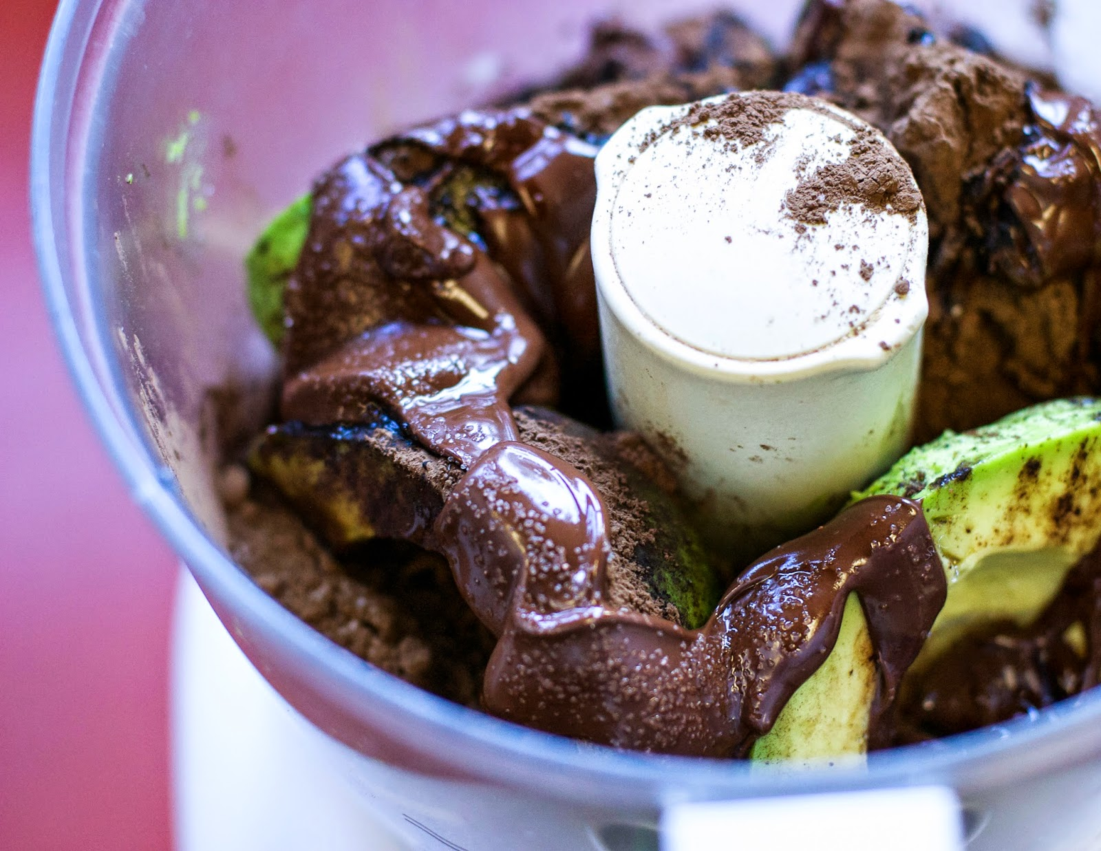 chocolate, mousse, pudding, avocado, chili, ginger, mint, healthy, vegan, gluten-free, easy, quick, holistic, nourishing