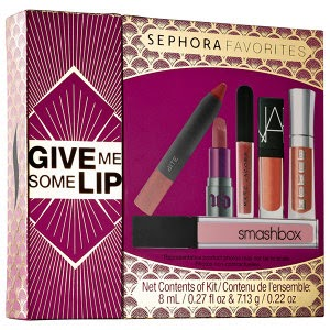 [PRE ORDER] Sephora Favorites Give Me Some Lip (Worth USD90)