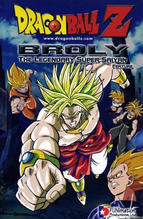 Dragon Ball Z Broly, O Lendário Super Saiyajin Dublado