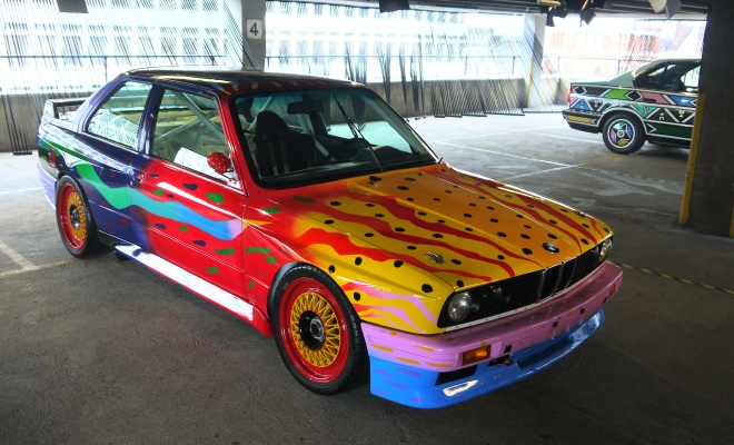 Ken Done art car