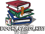 Check-Out for Books, Cards & Kits