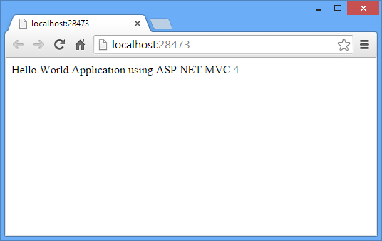 how to make application https localhost