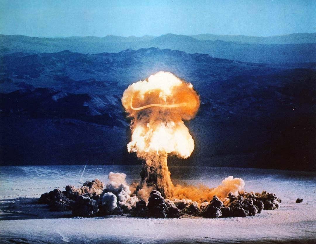 Cabin Talk Atomic Hand Grenade