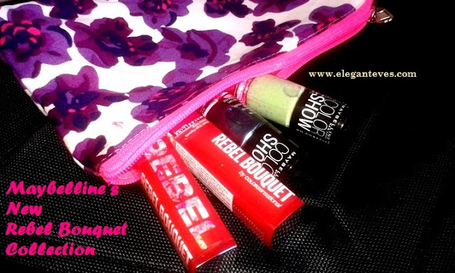 First Impressions: Maybelline New York's Rebel Bouquet Collection