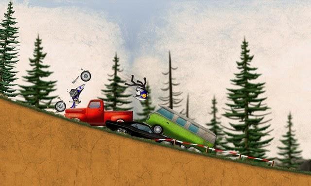 Stickman Downhill apk game