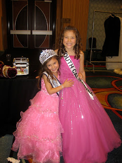 National All American Miss Princess 2010-2011 Kaysee French