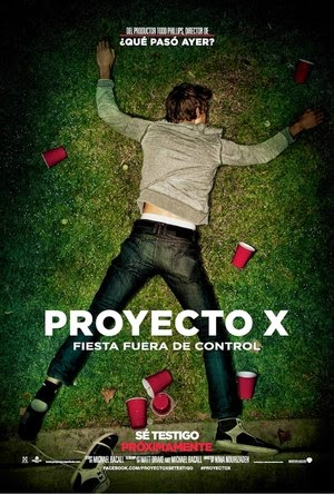 Poster Project X Extended 2012