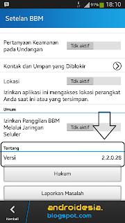 Download BBM 2.2.0.28 Apk | Aplikasi BBM Android terbaru