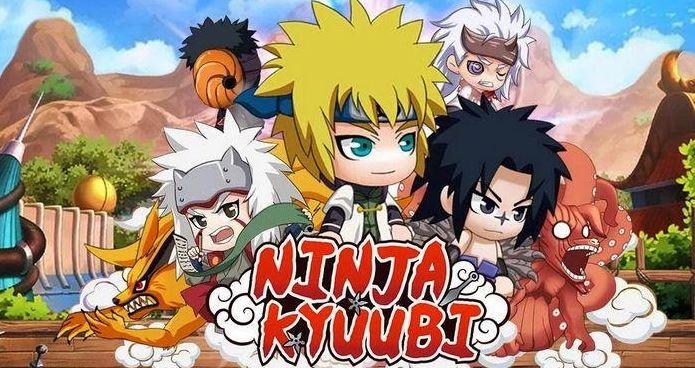 Cara Mendapat Gold di Ninja Kyuubi Gratis Terbaru