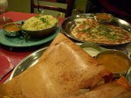 Authentic South Indian Cuisine