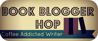 Friday Book Blogger Hop hosted by A Coffee Addicted Writer