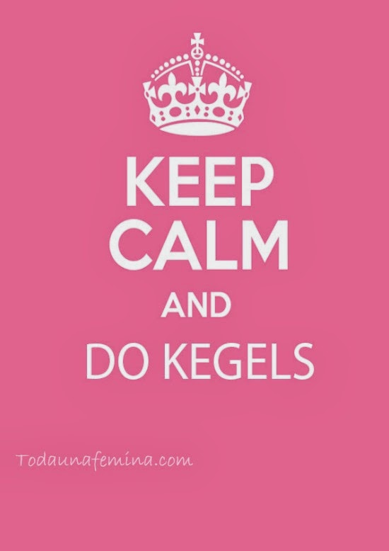 kegels keep calm