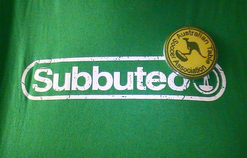Subbuteo Table Football in Australia