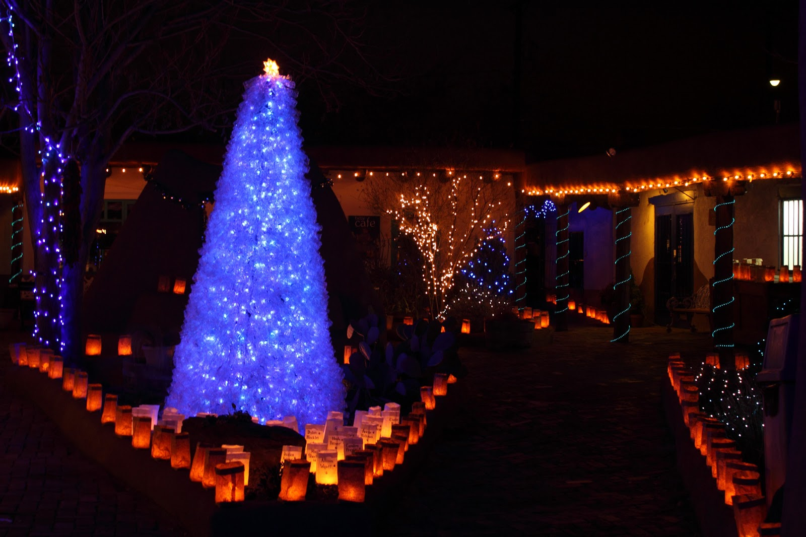 melaniemorning christmas in new mexico