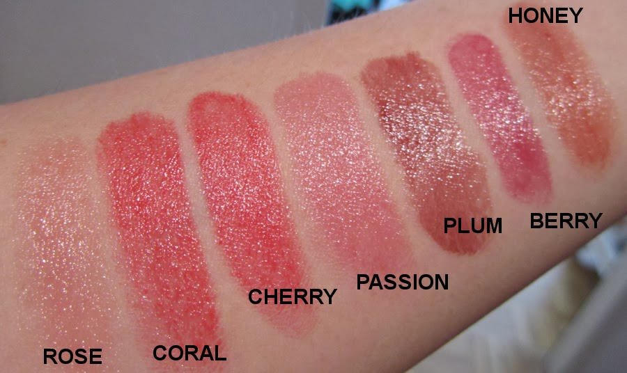 an overview of the fresh lipstick image advertisement