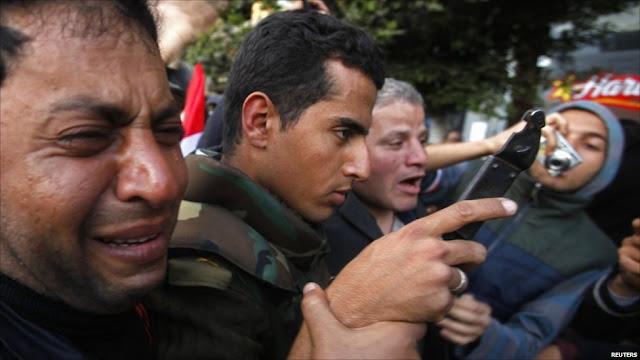 صور لاحداث مصر M44