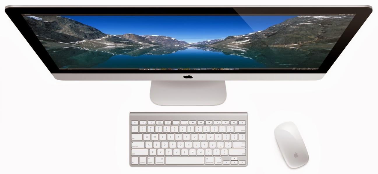 Тонкий iMac 21,5
