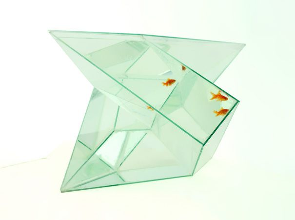 20 Akuarium Paling Unik dan Kreatif di Dunia : Infinity Aquarium
