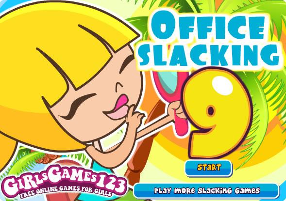 Unblocked Game : Office Slacking 9