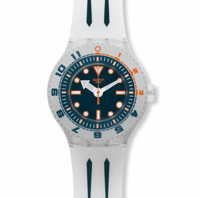 SWATCH VOILE BLANCHE