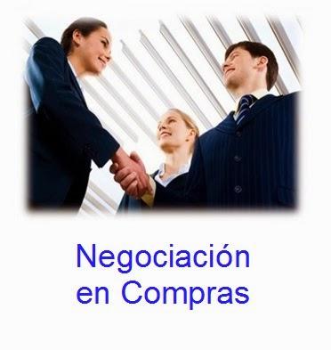 Negociación en Compras