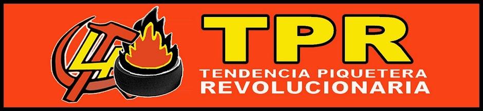 TPR Tendencia Piquetera Revolucionaria