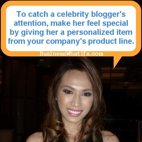 Divine Lee, Celebrity Blogger
