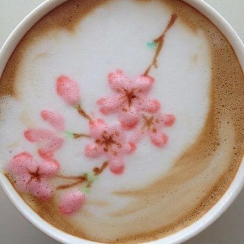 CAFETERÍA para todos Cafe+primavera