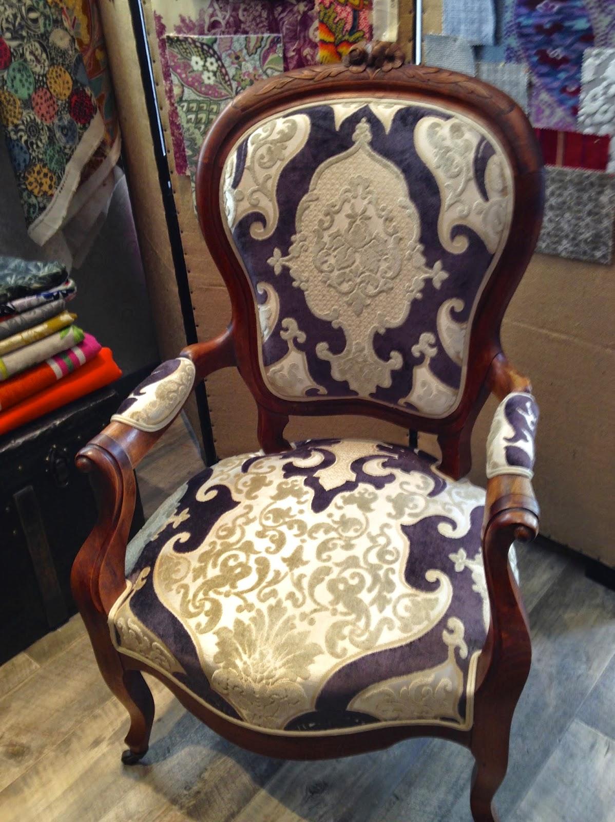 atelier anne lavit artisan tapissier d corateur 69007 lyon classique louis philippe. Black Bedroom Furniture Sets. Home Design Ideas