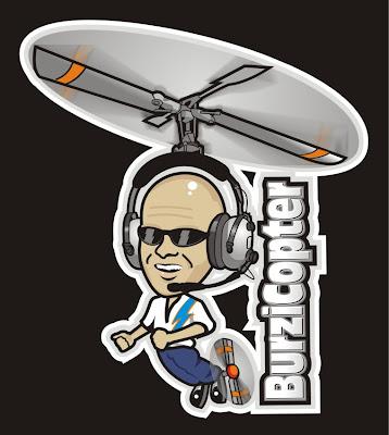 Helikopter karikatúra helicopter caricature