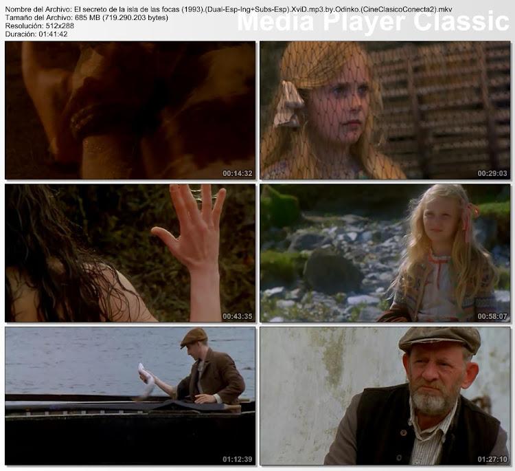 Imagenes de la película: El secreto de la isla de las focas   1993   The Secret of Roan Inish