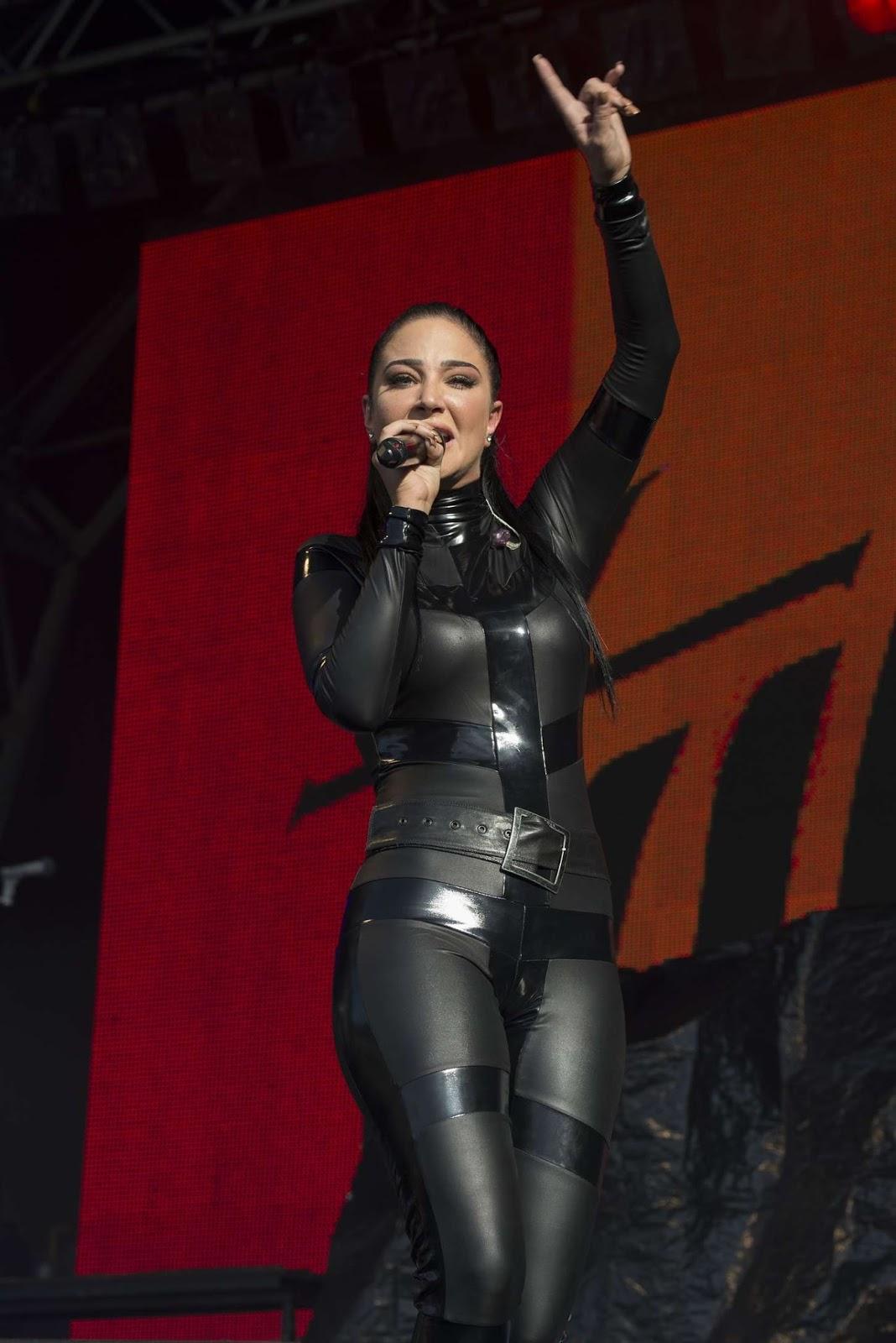 Tulisa Contostavlos – Performs on stage during Brighton Pride 2015 ... Karen Gillan Photoshoot 2014
