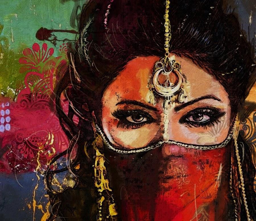Maryam Mughal Tutt Art