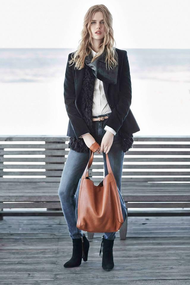 Moda en ropa de mujer invierno 2015 Paula Cahen D'Anvers.