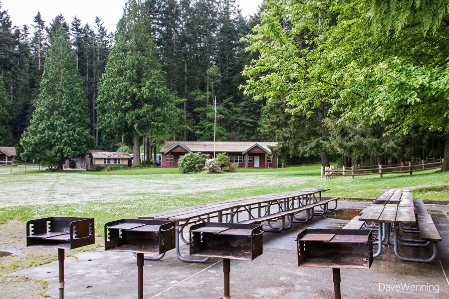 Cornet Bay Retreat Center, Deception Pass State Park