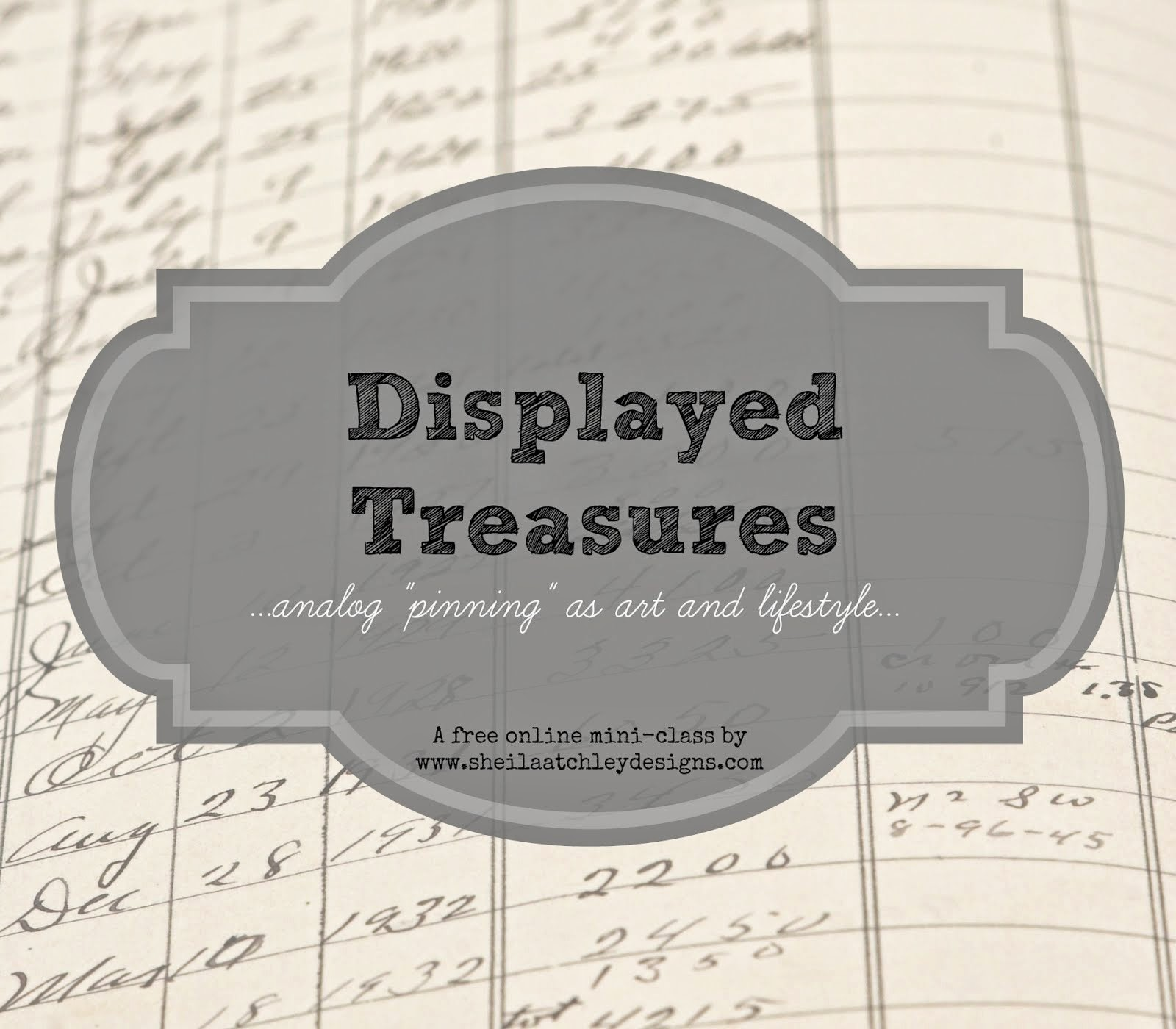 Displayed Treasures