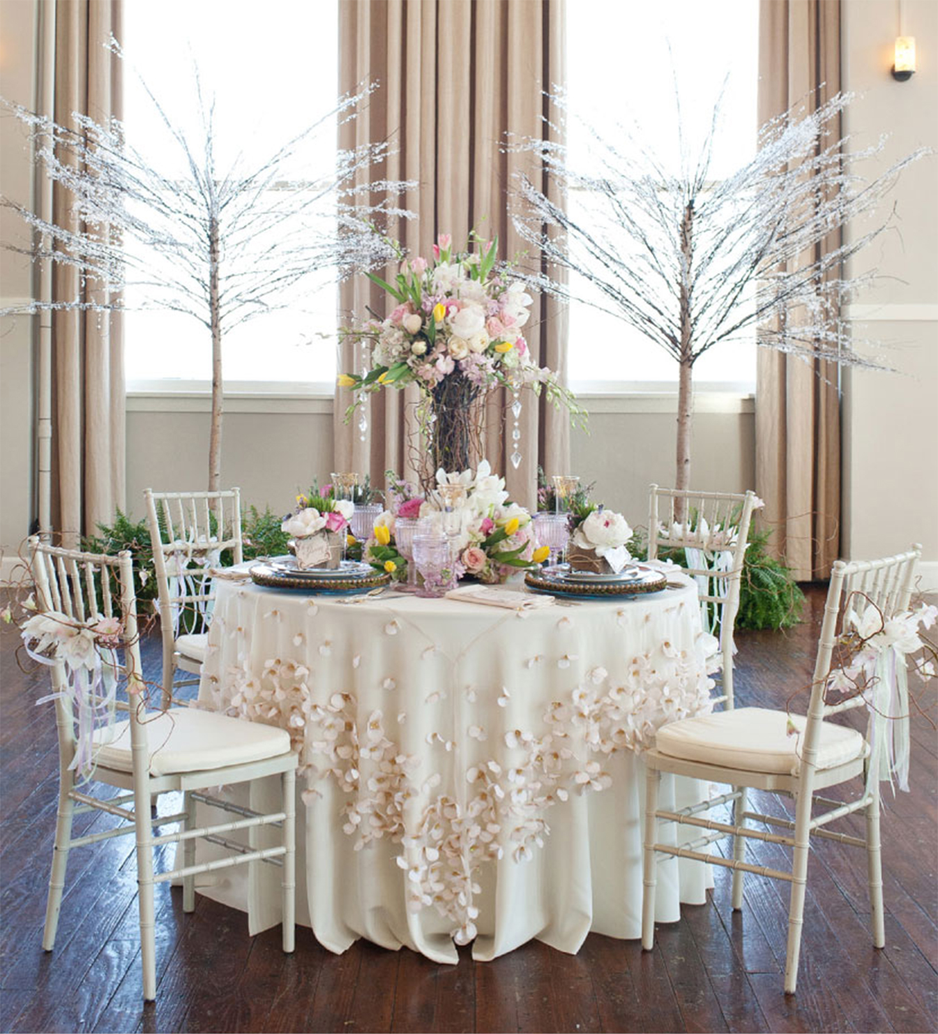 table top linens