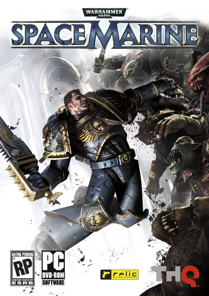 Warhammer 40000 Space Marine 2011 [PC Full] Español [Repack] DVD9